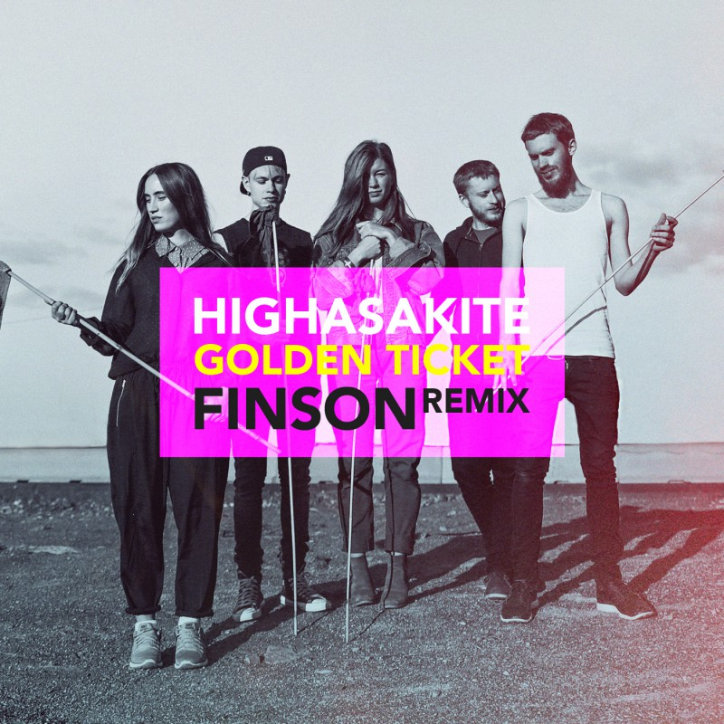 Highasakite - Golden Ticket (Finson Remix)